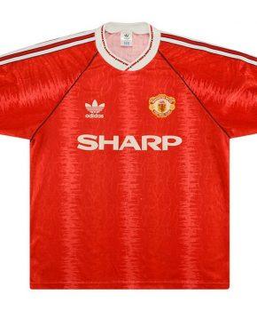kit 1990-91 home